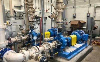 CAMBI HEX Digester Recirculation Pumps