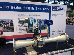 EGGER WEFTEC 2019 in Chicago, IL